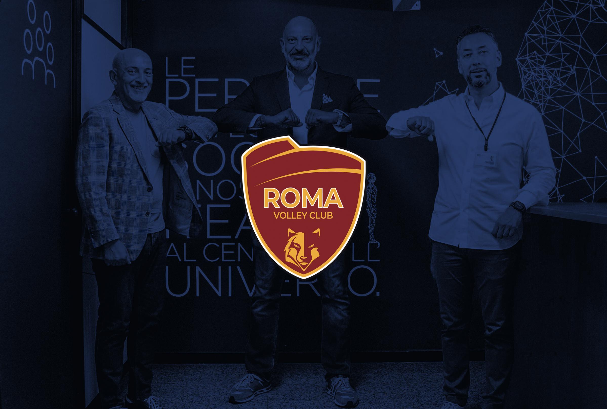 La Roma Volley e SMI Technologies and Consulting insieme per nuove sfide