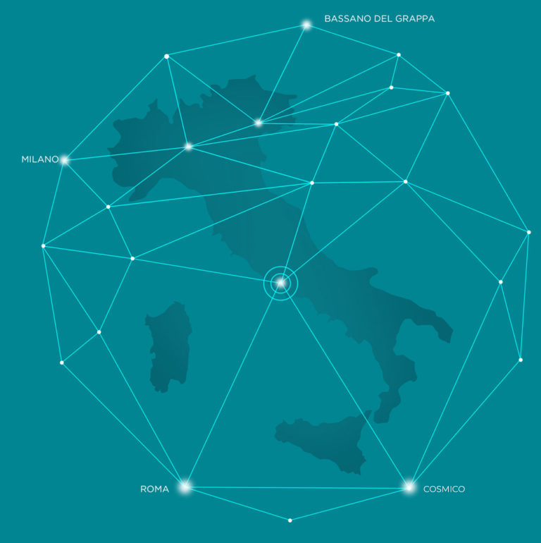 Mappa sedi Smi Technologies