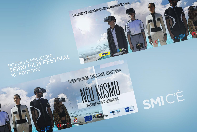 SMI alla 16° edizione del Popoli e Religioni – Terni Film Festival con il corto Neo Kosmo, scritto e diretto da Adelmo Togliani.