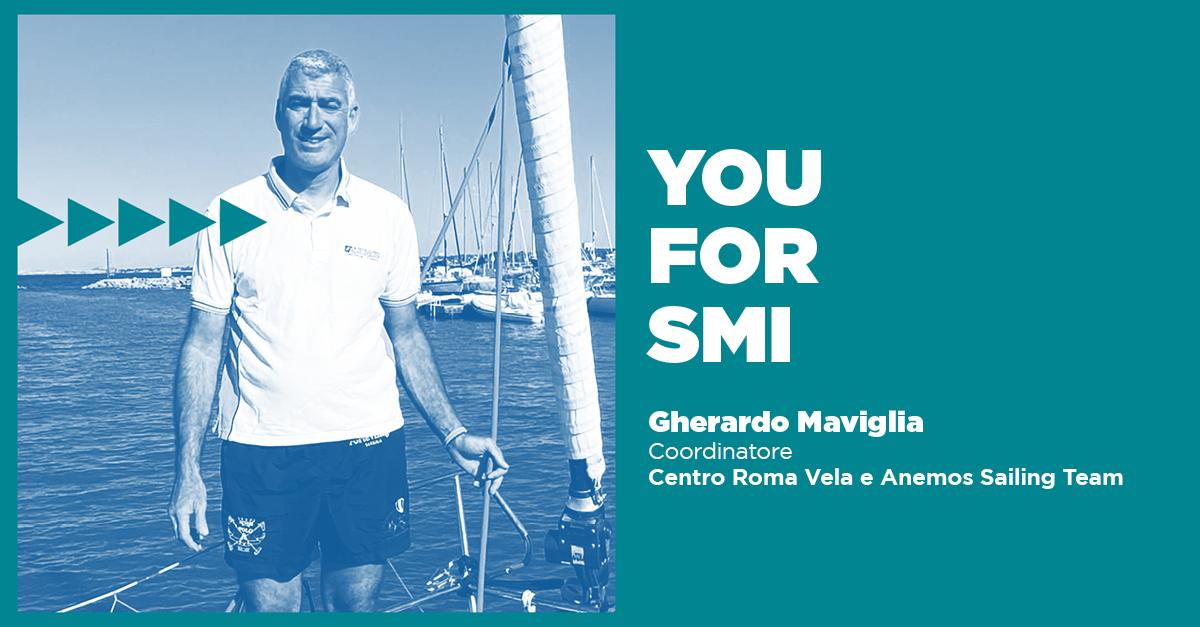 #YOUforSMI_Gherardo Maviglia