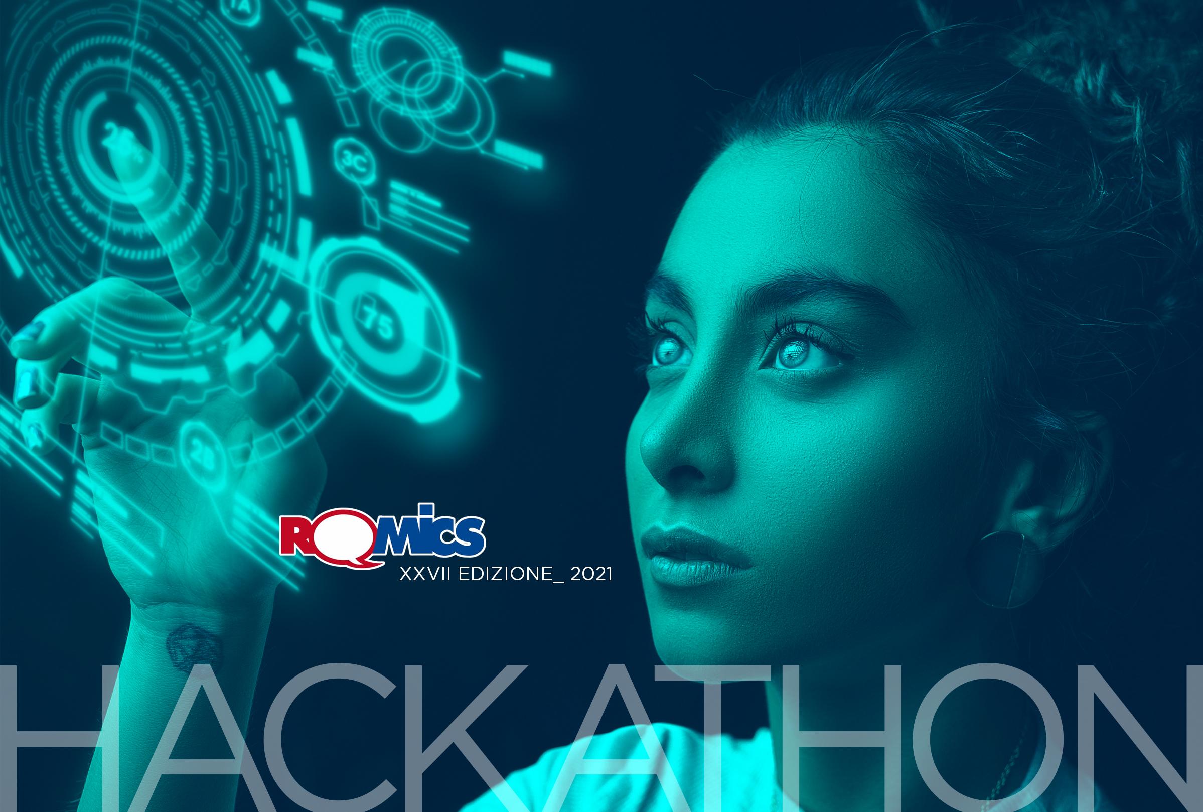 SMI al Romics 2021 con un Hackathon tutto da vincere.